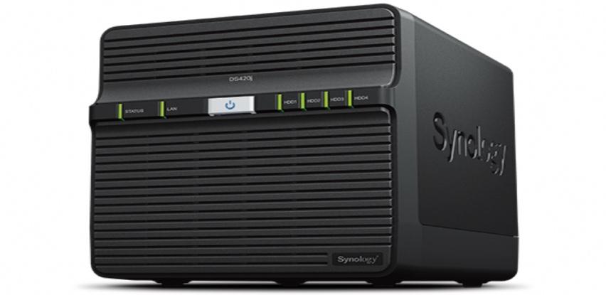 Synology je predstavio DiskStation DS420j