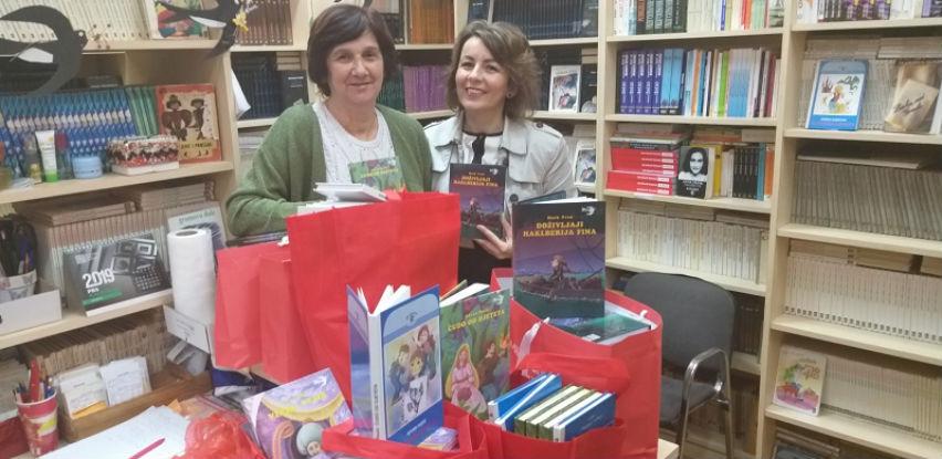 Addiko banka donirala knjige učenicima VI osnovne škole u Mostaru