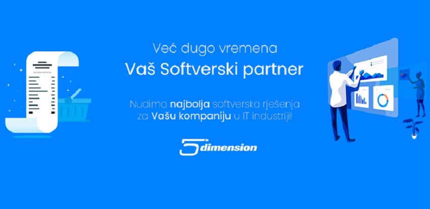 5th Dimension: Već dugo vremena vaš softverski partner