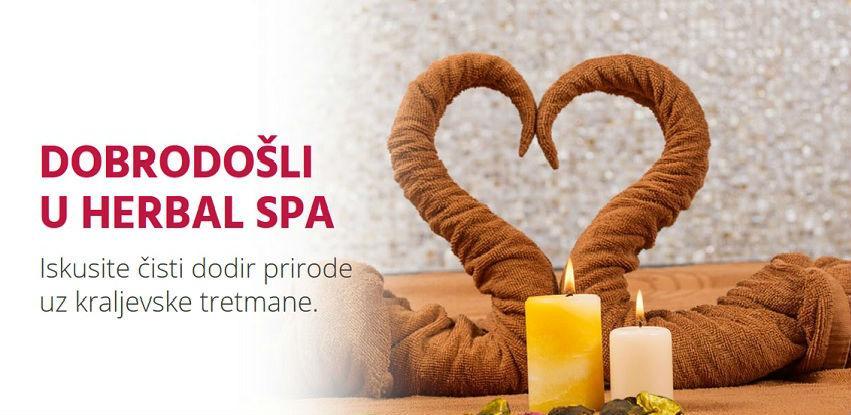 Iskoristite -50% akciju na sve masaže iz ponude Herbal spa centara