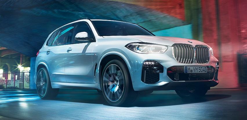 Vođa je stigao i postavlja nova pravila: potpuno novi BMW X5
