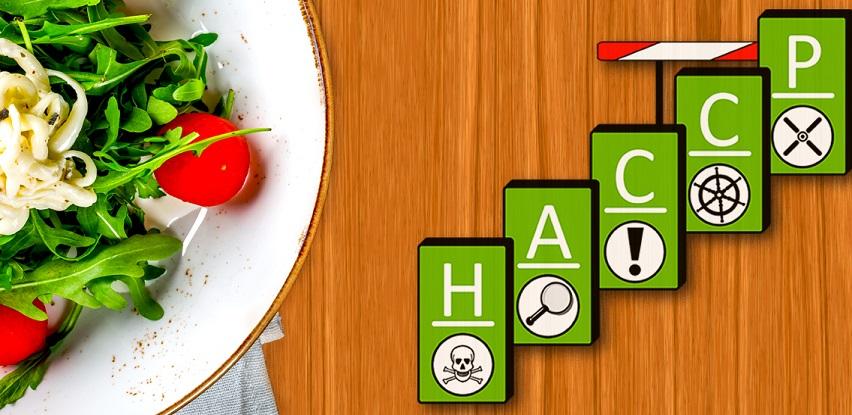 Zahtjevi HACCP-a mogu biti implementirani u bilo koji dio lanca hrane