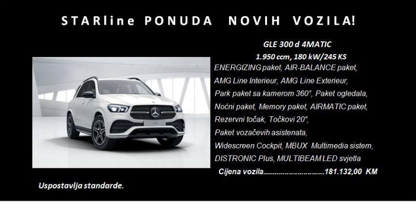 STARline proljetna ponuda Mercedes-Benz vozila
