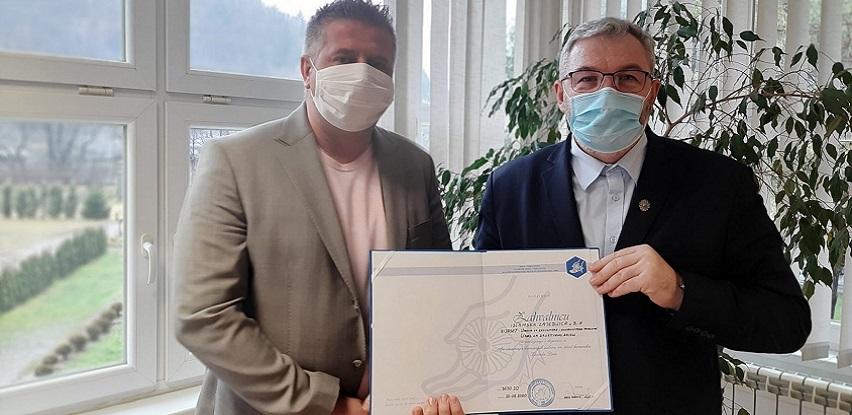 Vrijedna donacija Rijaseta IZ BiH