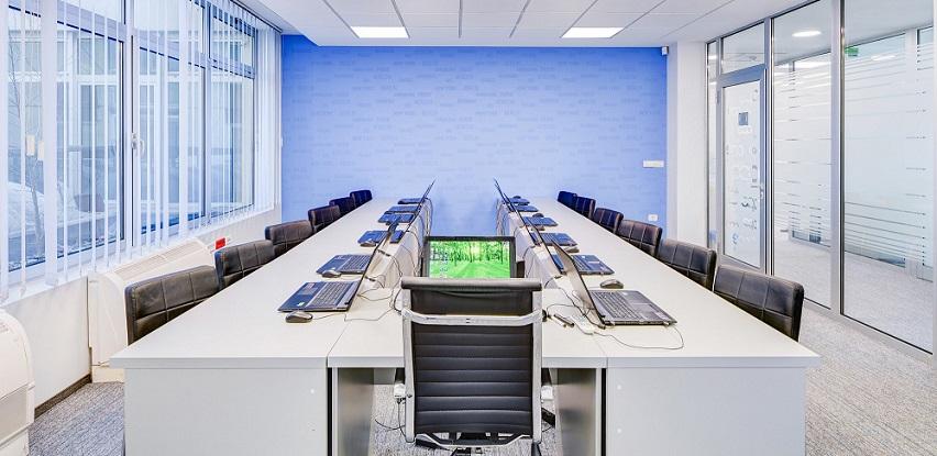 Iznajmite vrhunski opremljene sale/učionice za sastanke, seminare... (Foto)