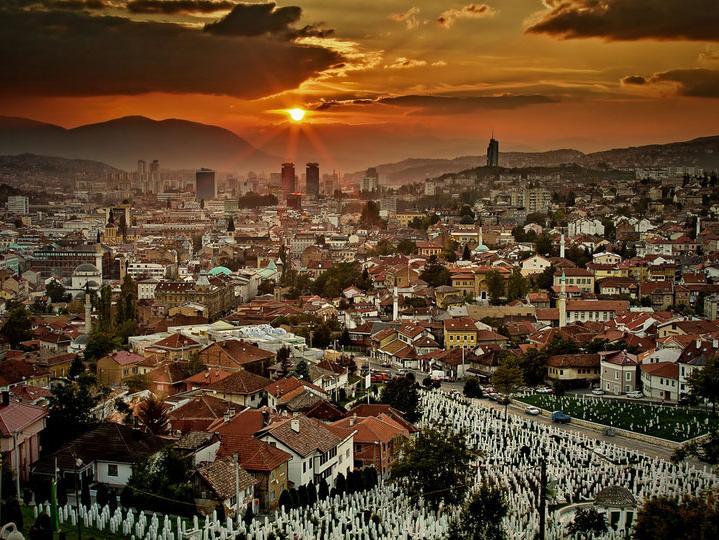 Deset razloga zašto biste trebali posjetiti Sarajevo