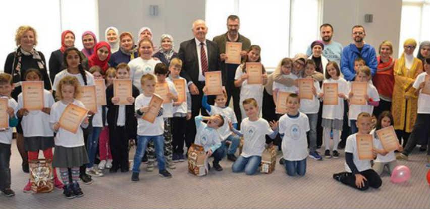 """Radionica """"Potraga za blagom"""" za djecu iz SOS Dječijeg sela Sarajevo"""