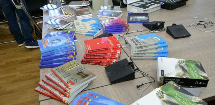 Njemački GIZ donirao opremu za dvije srednje škole u Mostaru