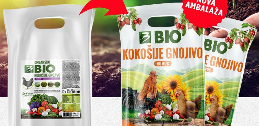 Organsko Bio kokošije gnojivo - Humus