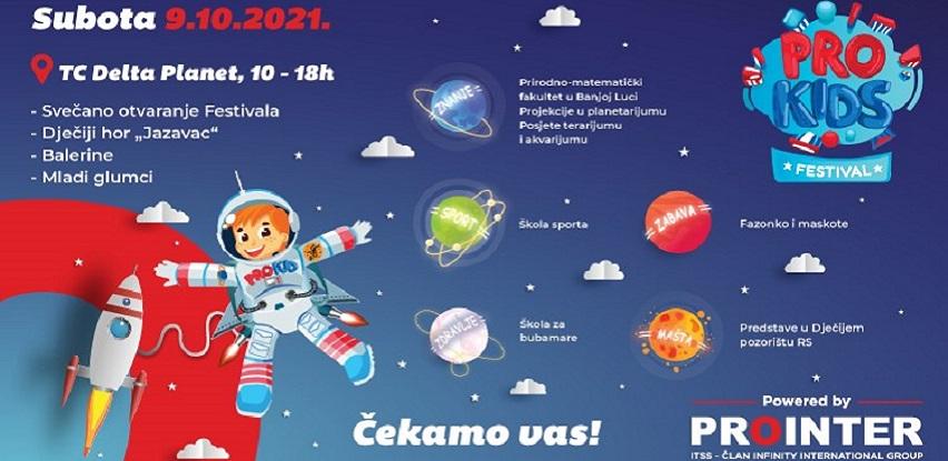 Za najbolju dječiju zabavu, pravac Delta Planet! Sutra počinje PROkids