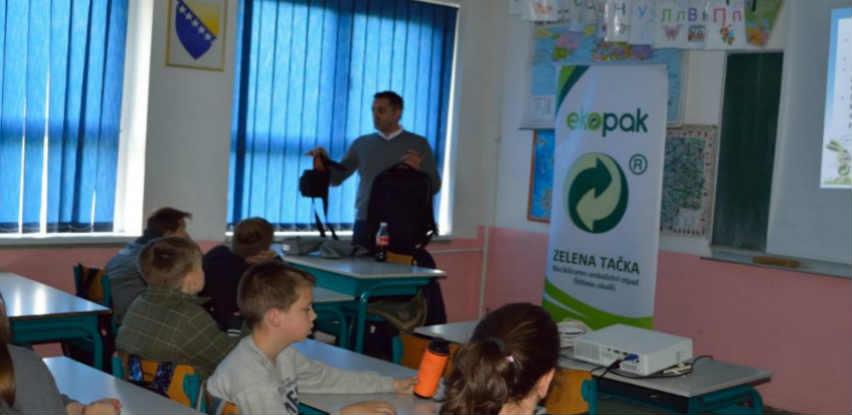 """Udruženje """"Ekotim"""" uz podršku """"Ekopaka""""organizirao predavanja u Brezi"""