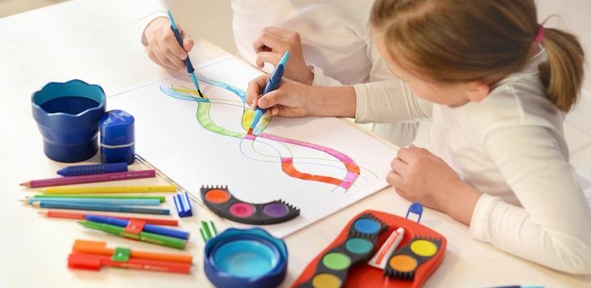 Ohrabrite svoju djecu da slobodno vrijeme provode na kreativan način