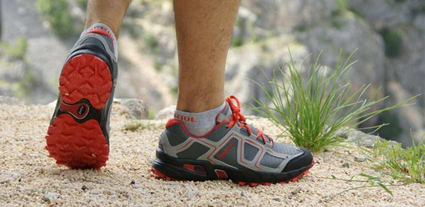 Lagane tenisice koje omogućavaju maksimalno prilagođavanje svakog oblika stopala