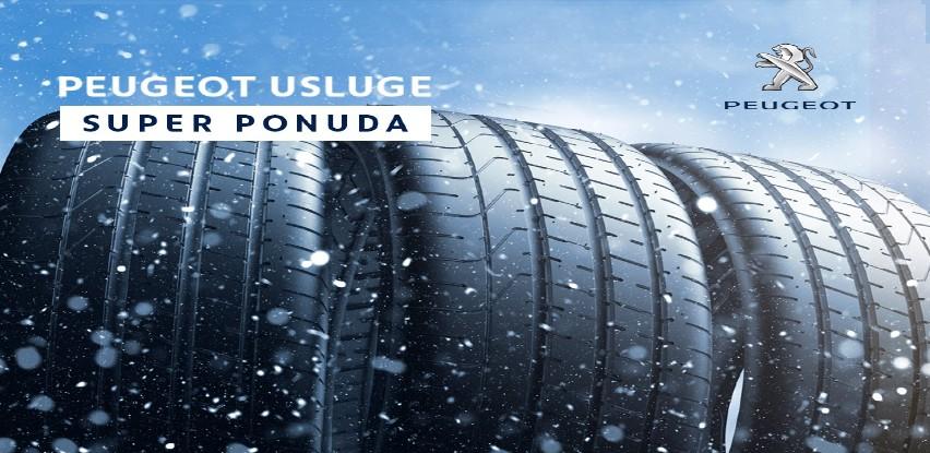 Pripremite vaš automobil za sve vremenske uslove, jer zima stiže!