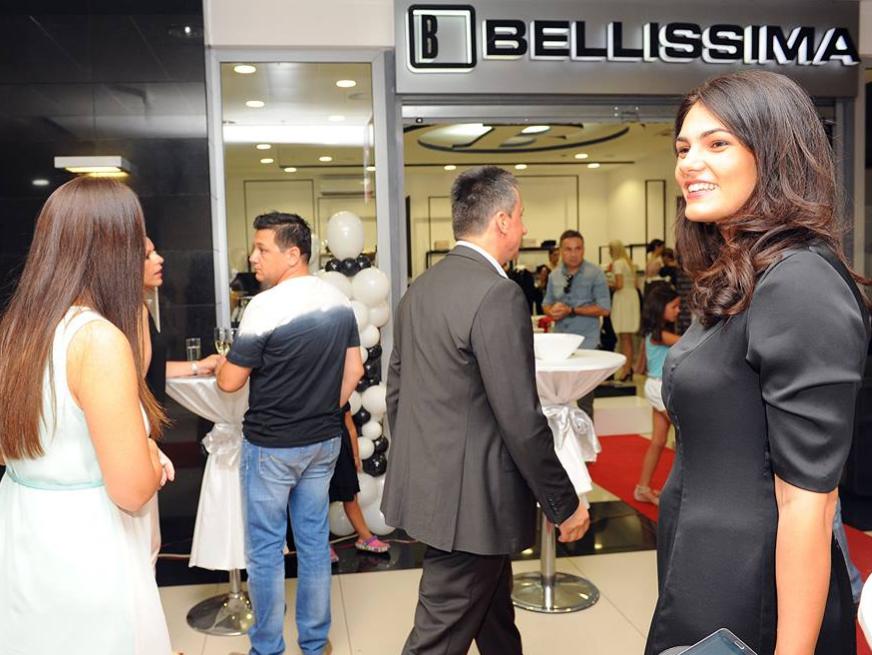 Bellissima otvorila novu prodavnicu u
