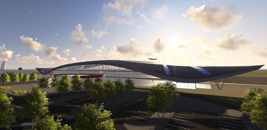 Routing uspješno izvršava sve zahtjeve projektovanja aerodromskih kompleksa
