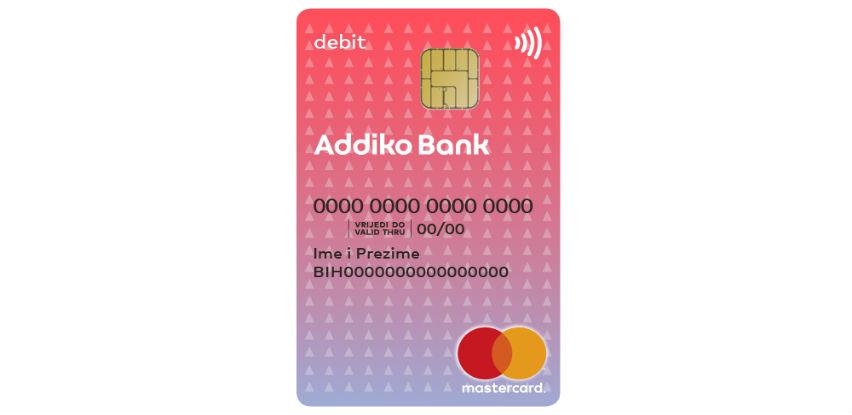 Addiko Business Debit Mastercard - dodatna podrška poslovanju pravnim licima