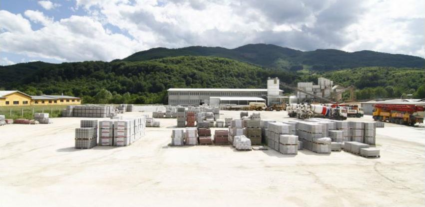 Transportbeton Kiseljak proizvodi beton po najvišim zahtjevima