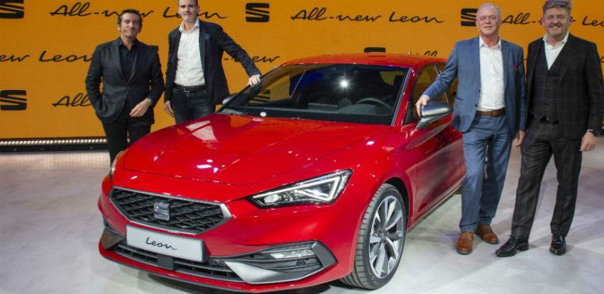 SEAT lansira novi SEAT Leon s ulaganjem većim od 1,1 milijardi eura (Foto)