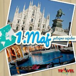 Odaberite svoju destinaciju i provedite nezaboravan 1. Maj sa Almy Travelom