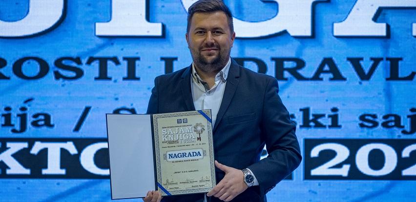 Imtec d.o.o. dobitnik nagrade 32. Međunarodnog sarajevskog sajma knjiga