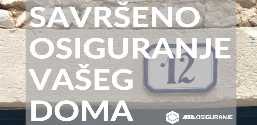 12 razloga zašto zaključiti osiguranje kuće/stana u ASA Osiguranju