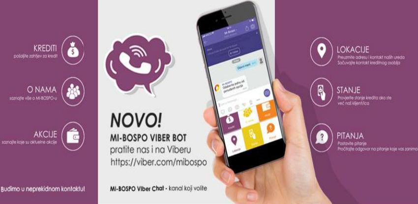 MI-BOSPO Viber Chat - Kanal koji volite