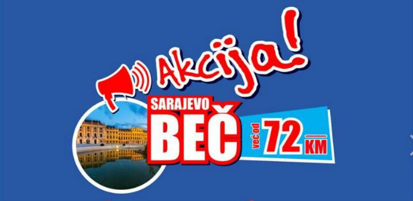 Otputujte za Beč iz Sarajeva za samo 72,00 KM!