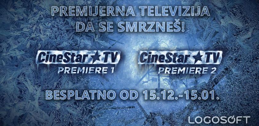 Logosoft - Besplatni Cinestar Premiere kanali