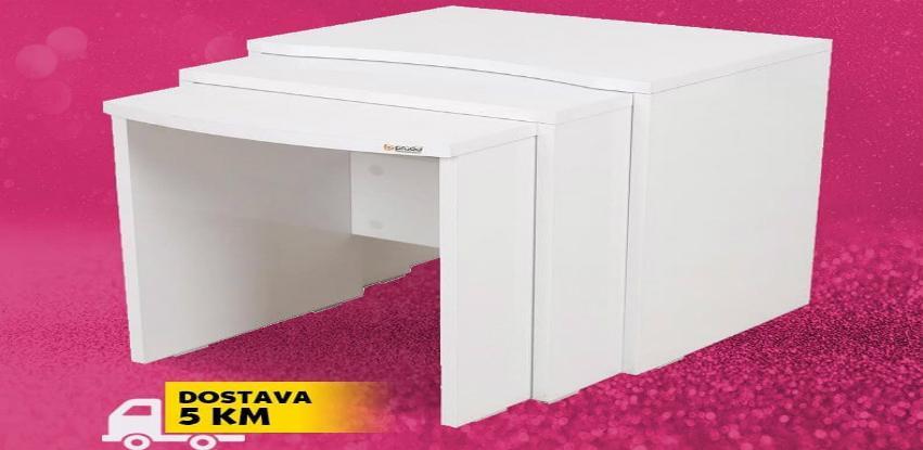 Akcijska ponuda Twist stola 3/1 u Prado online shopu
