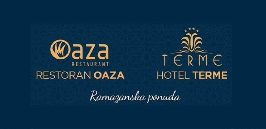 Neka Vaš izbor za iftar bude Restoran Oaza!