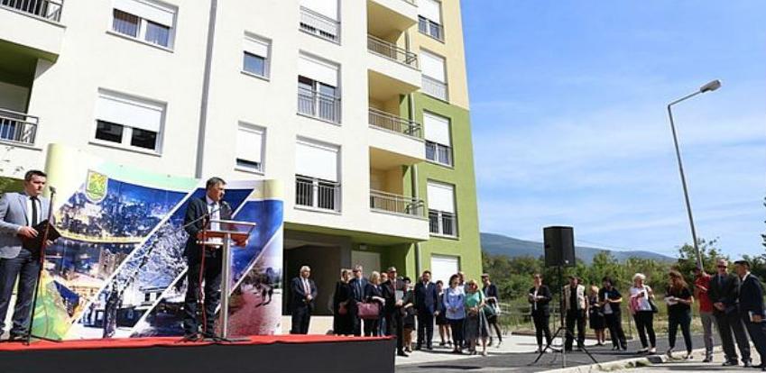 Zahvaljujući Gradskoj upravi Zenice i donatorima novi dom dobile 62 porodice