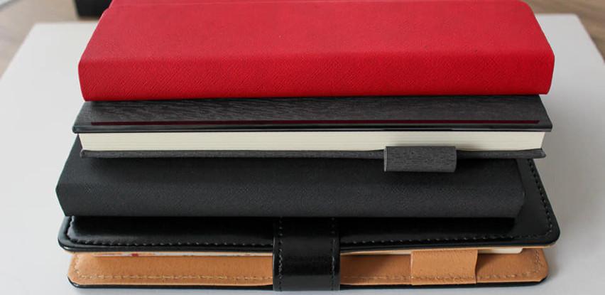 Rokovnici iz ponude ŽAD Store: Sve za vaše nove radne pobjede!