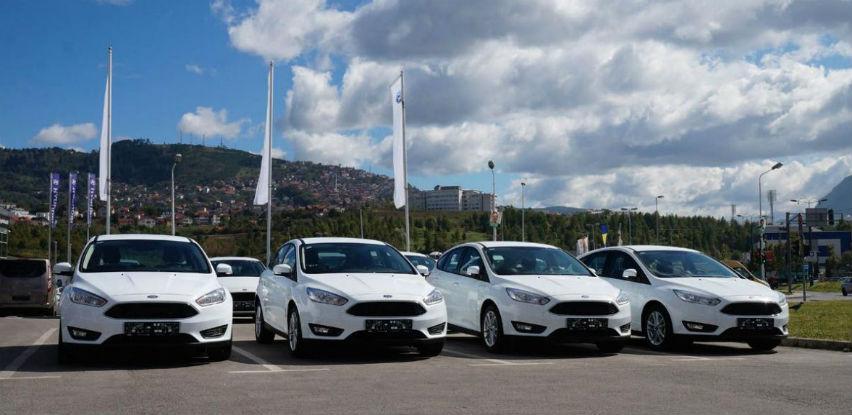 Ponuda flotnih Ford vozila