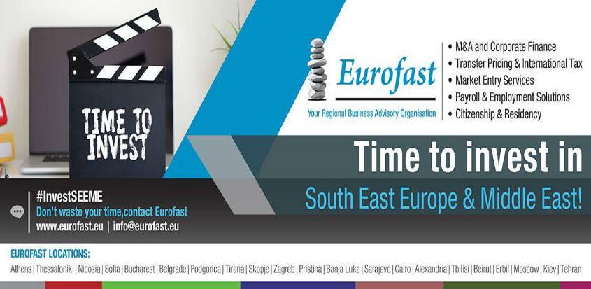 Eurofast lansiran u #SEEME online svijet!