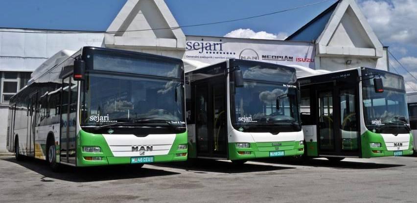 Uživajte u vožnji u modernim Centrotransovim ekološkim vozilima