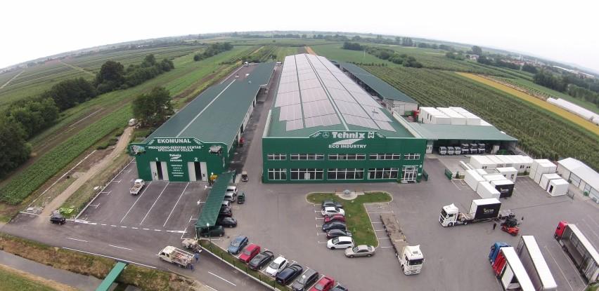 Kompanija Tehnix - industrijska reciklaža komunalnog otpada