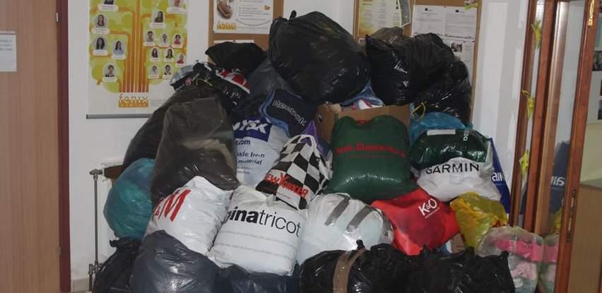 Prikupljena pomoć za migrante na području Bihaća i Velike Kladuše (Foto)