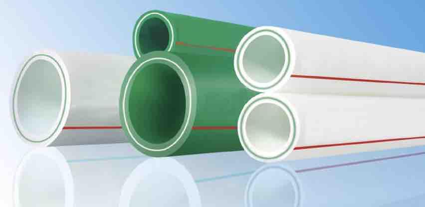 PP-R cijevi za unutrašnju instalaciju