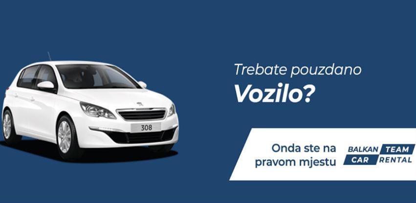Trebate pouzdano vozilo? Balkan team je pravo mjesto za vas!