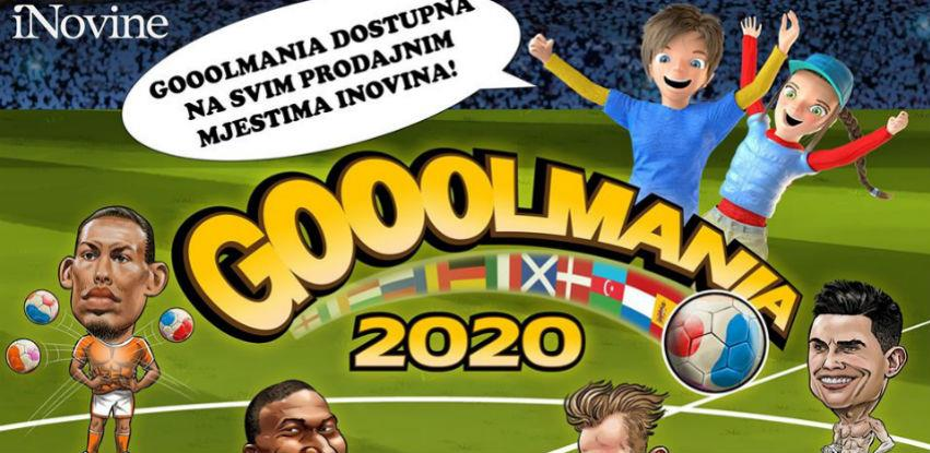 Gooolmania 2020 album na kioscima iNovina