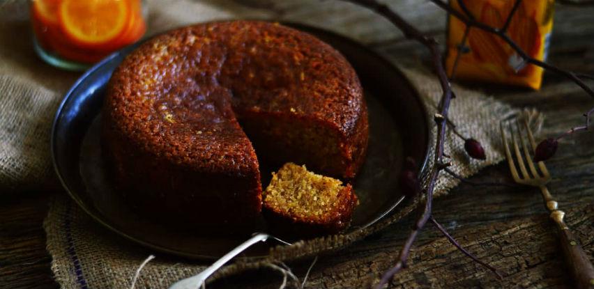 Torta od palente s agrumima