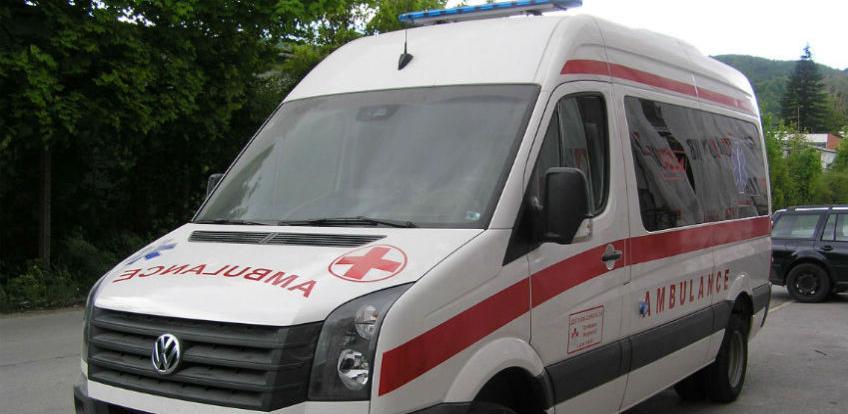 Nadogradnja vozila za specijalne namjene - sanitetsko vozilo