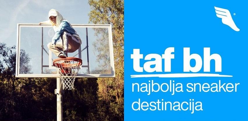 TAF - najbolja sneaker destinacija uskoro u Sarajevu!