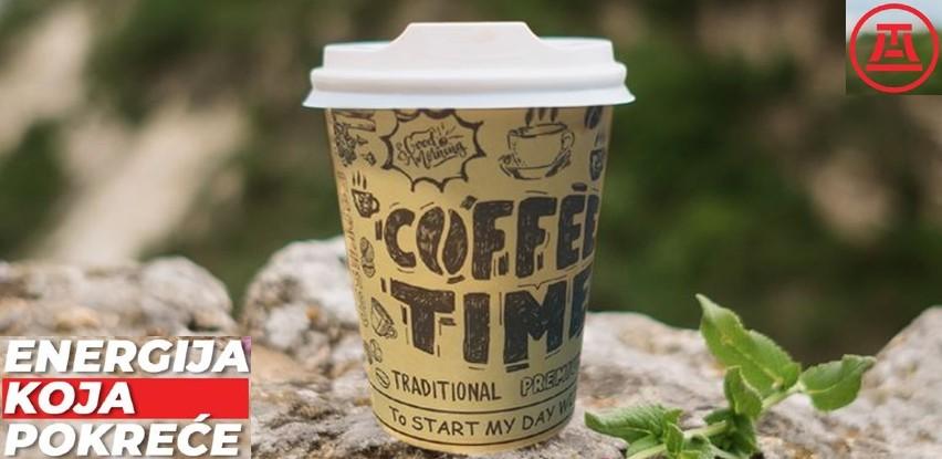 Ne zaboravite vašu coffee to go na Hifa Oil pumpama