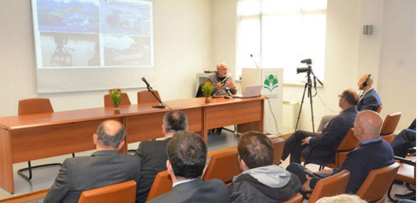 "Održano predavanje pod naslovom ""Kako je obnavljana Ferhadija džamija"""