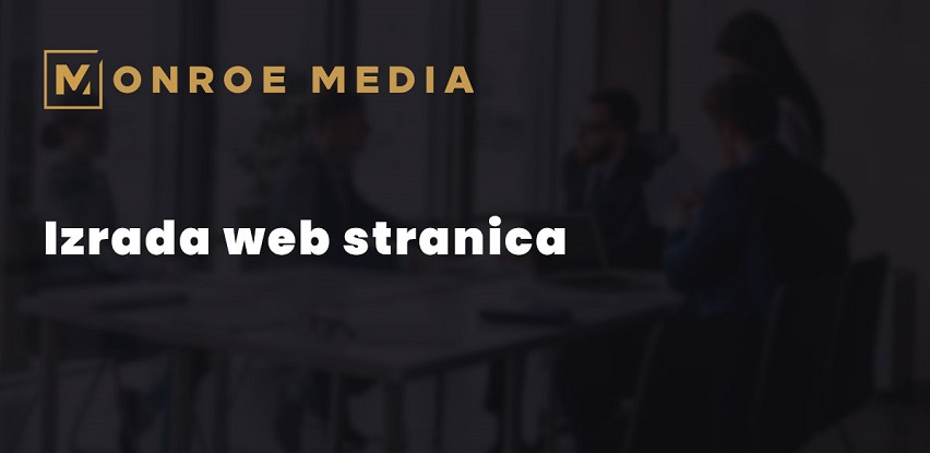 Monroe Media: Web stranica je putokaz do vas!