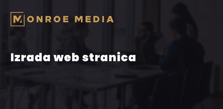 Monroe Media: Web stranica je putokaz do vas!