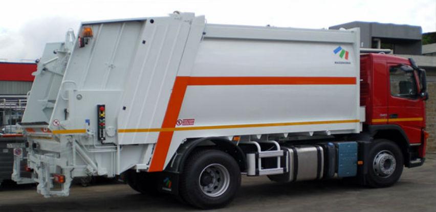 Vozila za sakupljanje otpada Mazzocchia MAC2B