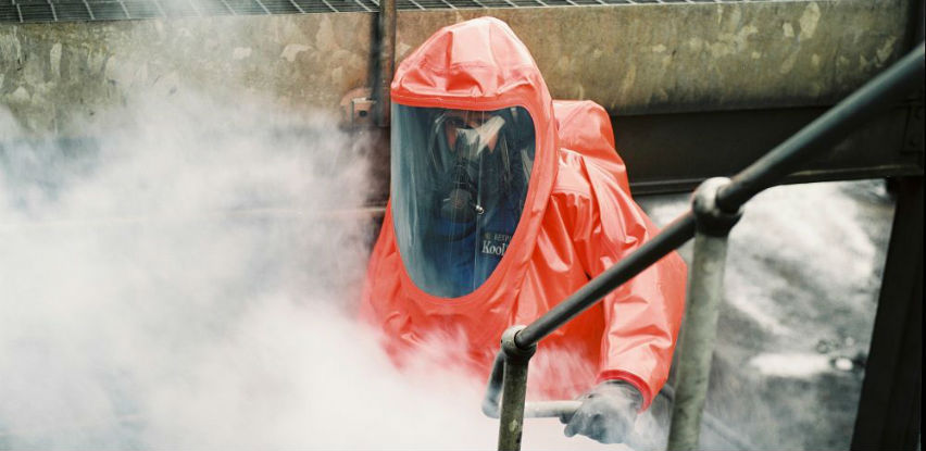 Respirex GTB višekratni gasno nepropusni kombinezon